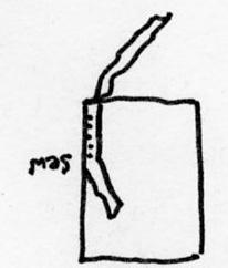 Double-fold Step 1