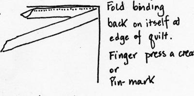 Double-fold Step 2