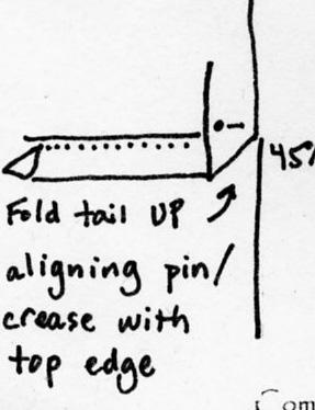 Double-fold Step 3