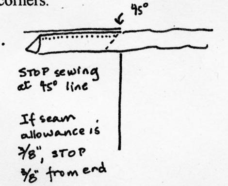 Double-fold Step 4