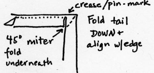 Double-fold Step 5