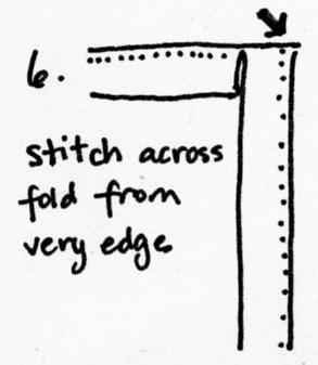 Double-fold Step 6
