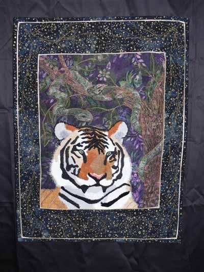 Rana's tiger