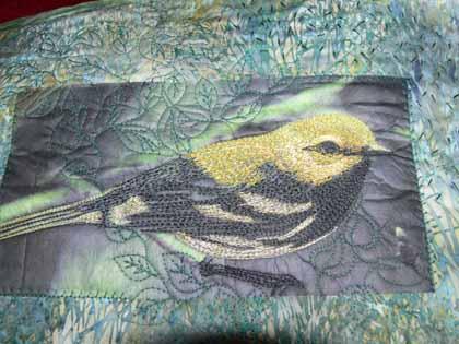 Kath's bird