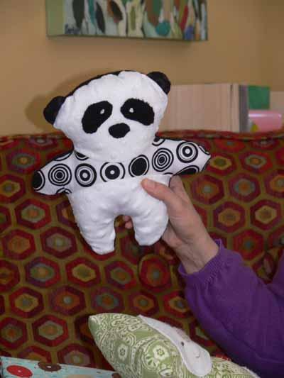 Hannah's Panda