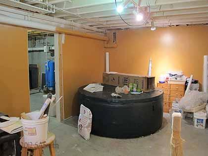 basement hot tub. Indoor Hot Tub Installations In Detail Basement O