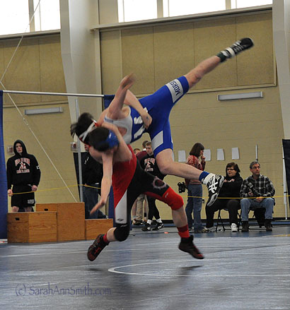 "Can you say ""dramatic move"".... unbelievable! And the wrestler must control the opponent all the way down so that he lands safely (although sometimes hard) on the mat."