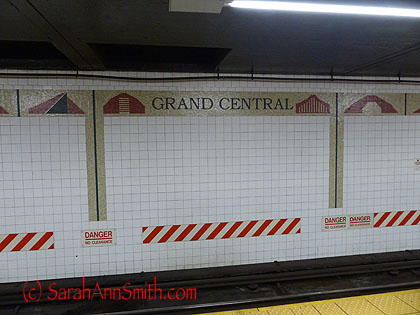 Grand Central Station mosaics