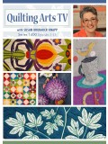 Here's the cover of the upcoming Season 1400 for Quilting Arts TV!