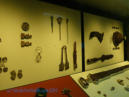 More every-day implements and artifacts.