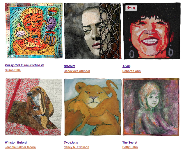 Portraits in a wide range of styles.  View the collection here, at the bottom of the page.