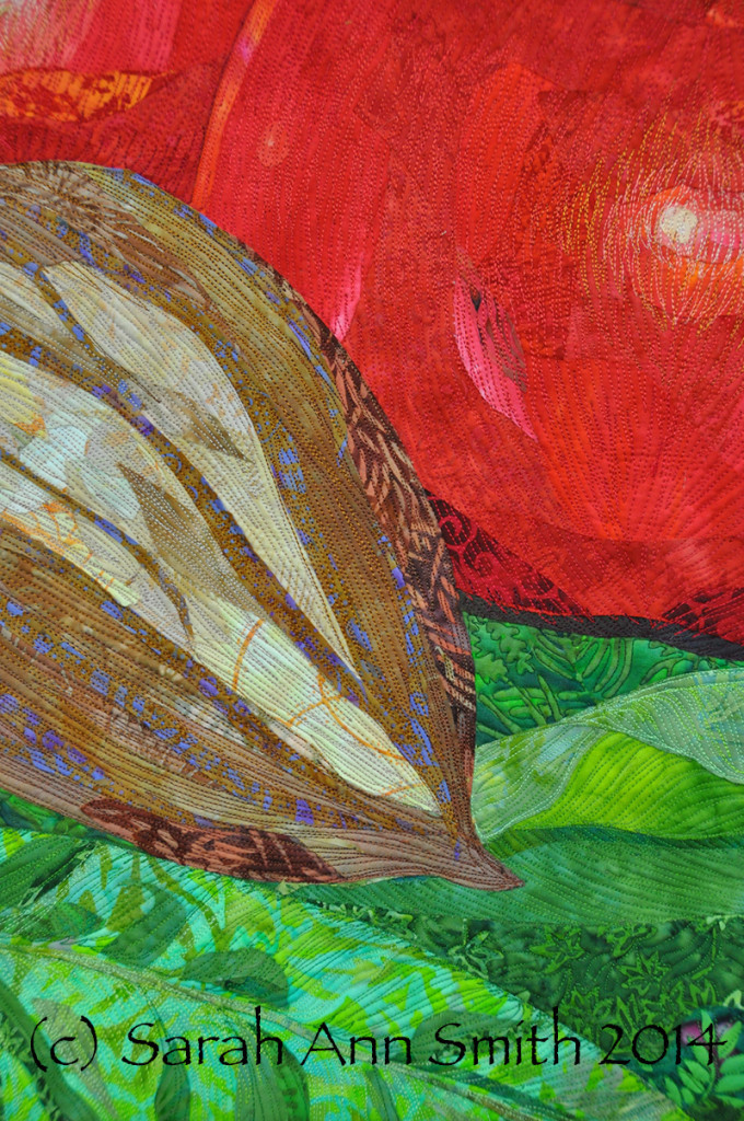Detail photo 2, Insalata, by Sarah Ann Smith (c) 2014.  Click for larger image.