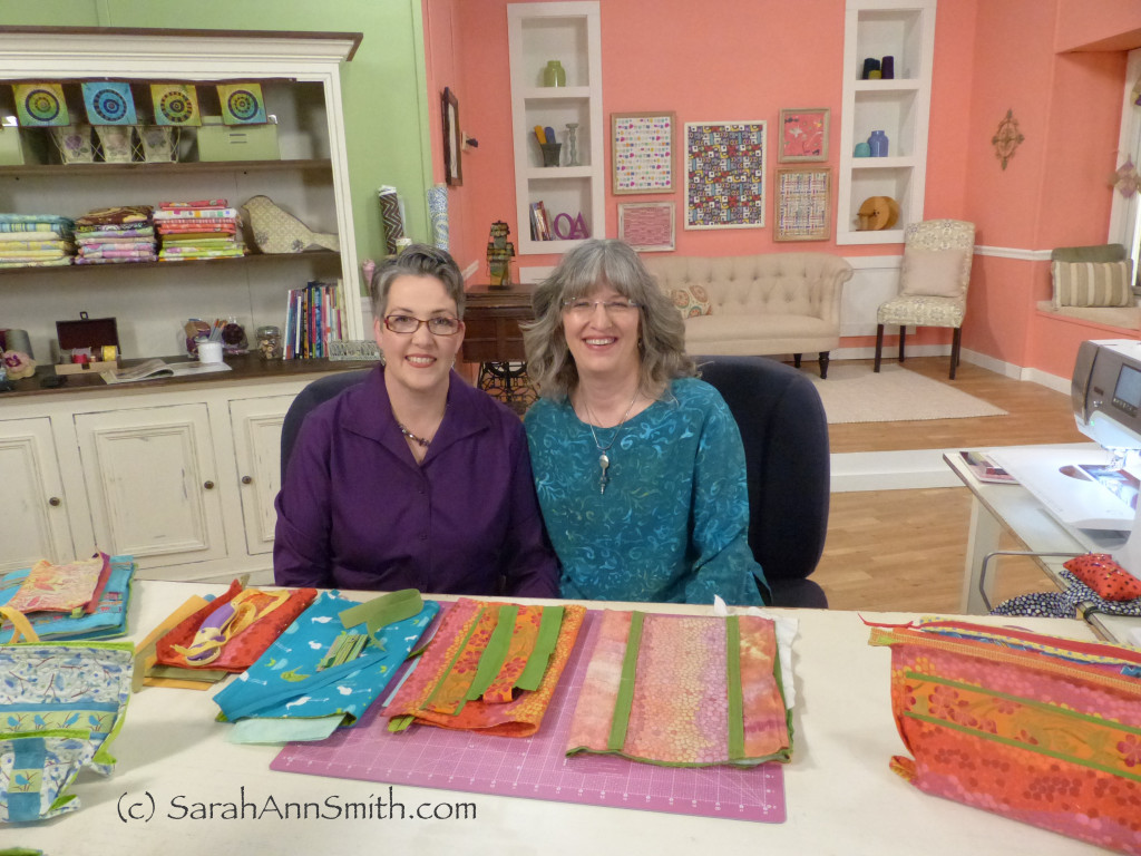 If you watch Quilting Arts TV, these may look familiar, as they are on one of my episodes in season 1400 AND were in the 2014 Quilting Arts gifts magazine.