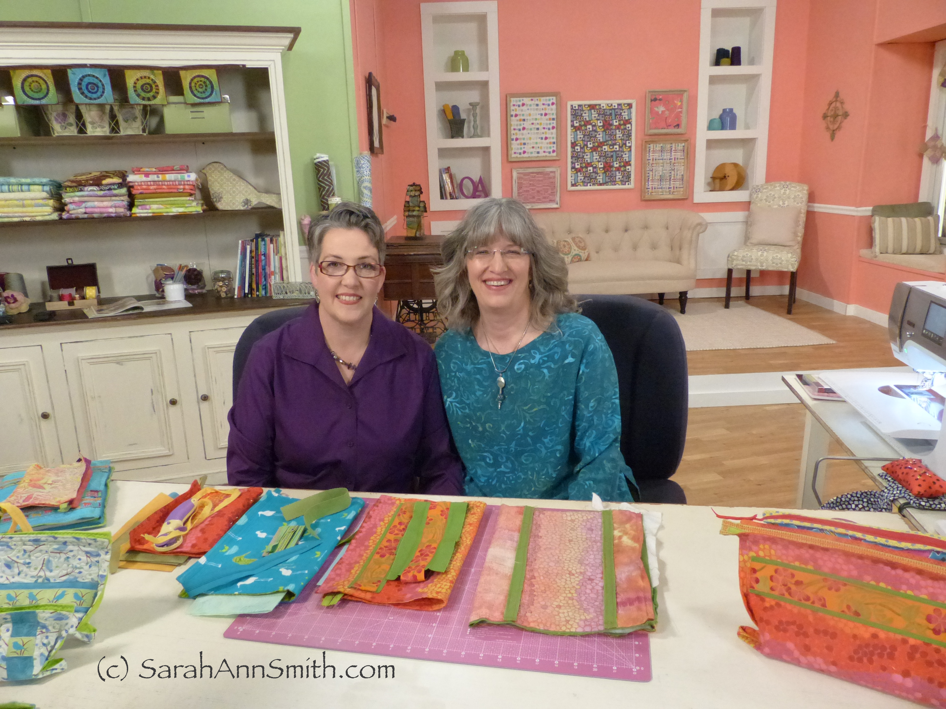 Art And Quilting In Camden And Hope Thread